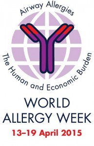 world-allergy-week-2015