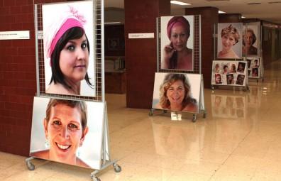 La exposición 'Miradas' de la AECC llega este jueves a Málaga