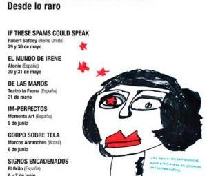 III Festival 'Una Mirada Diferente' para la inclusión de artistas con discapacidad