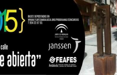 Certamen de escultura 'Mente abierta' de FEAFES Andalucía