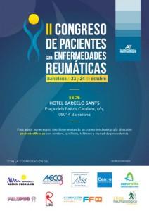 II Congreso de Pacientes con Enfermedades Reumáticas