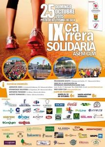 IX Carrera Solidaria ASEM-CLM