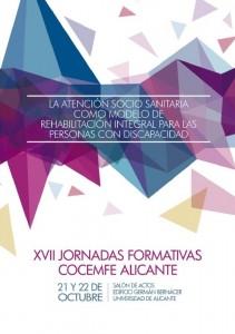 XII Jornadas Fomativas COCEMFE Alicante