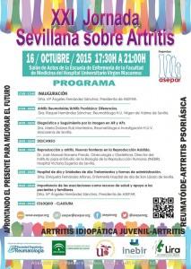 XXI Jornada Sevillana sobre Artritis