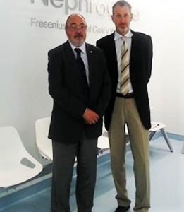 convenio Federación ALCER-Fresenius