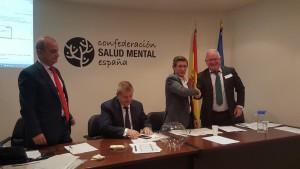 elecciones presidencia SALUD MENTAL España