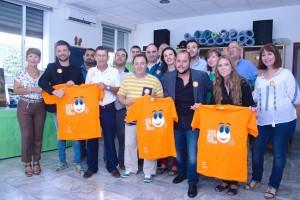 embajadores FEAFES Huelva