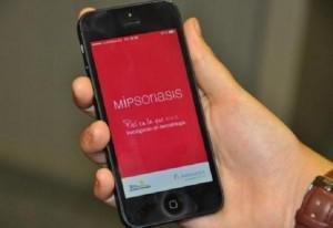 App 'MiPsoriasis'