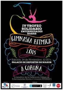 IV trofeo solidario boceto 2015