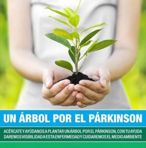 Un árbol por el Parkinson