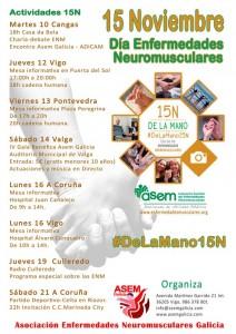 actividades ASEM Galicia