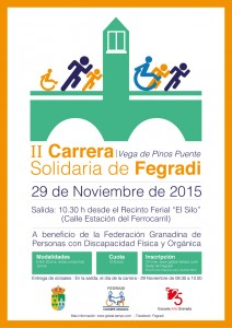 carrera solidaria FEGRADI