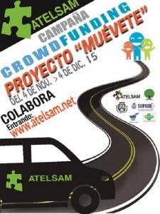 proyecto 'Muévete' ATELSAM
