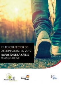 'El Tercer Sector de Acción Social en 2015. El impacto de la crisis'