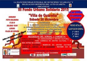 III Fondo Urbano Solidario Guareña