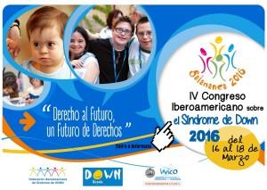 IV Congreso Iberoamericano sobre el Síndrome de Down
