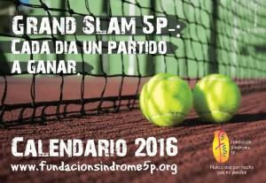 calendario 2016 Fundación Síndrome 5p-
