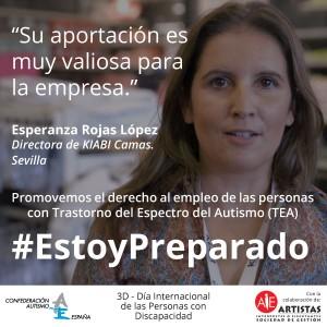 campaña Autismo España