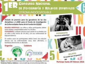 Concurso Fotografía Relatos ER