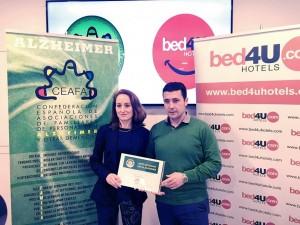 Hoteles solidarios con el Alzheimer