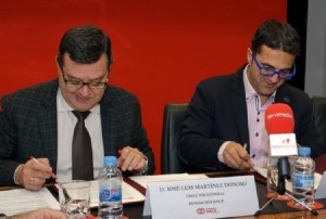 convenio colaboración FEDER-Fundación ONCE