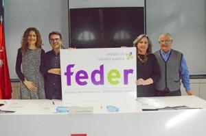 nueva imagen de FEDER