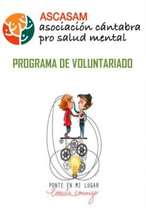 programa voluntariado ASCASAM