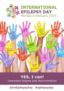 Día Internacional de la Epilepsia 2016