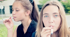 adolescentes y cigarrillos electrónicos