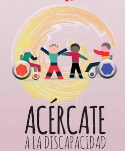 campaña 'Acércate a la Discapacidad'