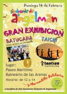 gran exhibición Valencia-ASA