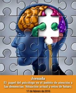 jornada piscología-Alzheimer