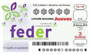sorteo Lotería-ER