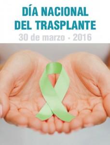 Día Nacional del Trasplante 2016