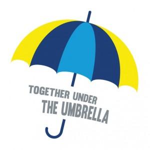 'Juntos bajo el paraguas'