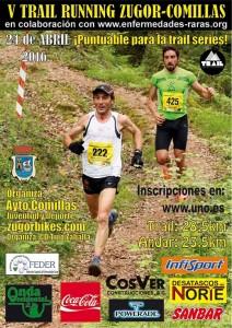 V Trail Running Zugor-Comillas