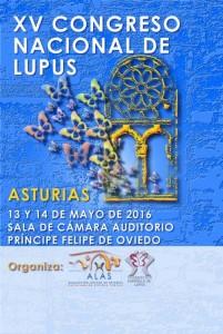 XV Congreso Nacional de Lupus