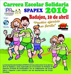 carrera SPAPEX 2016