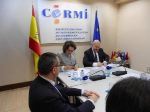 convenio AECC-CERMI