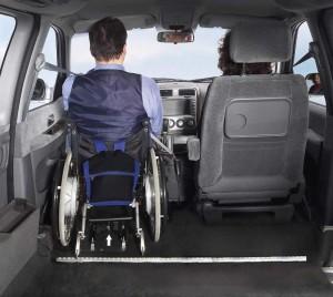 vehículo-discapacidad