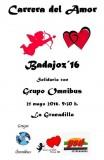 'Carrera del Amor' a beneficio de las asociaciones del Grupo Omnibus