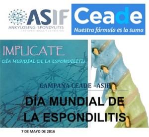 Día Mundial de la Espondilitis 2016
