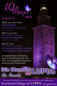 Día Mundial del Lupus A Coruña
