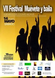 VII Festival Muévete y Baila