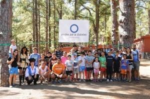 campamento verano diabetes 2015