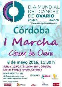 marcha ASACO Córdoba