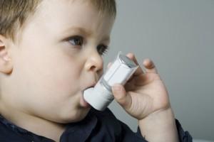 niño asma