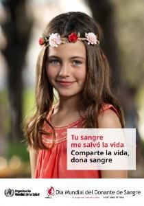 Día Mundial del Donante de Sangre 2016