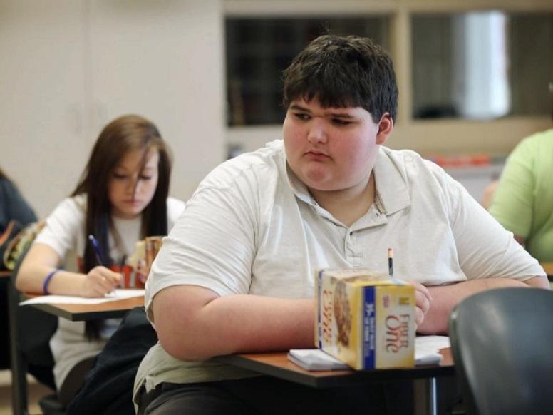 Porque en obesidad adolescente