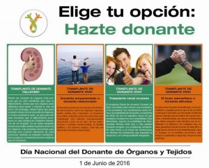 campaña Federación Nacional ALCER